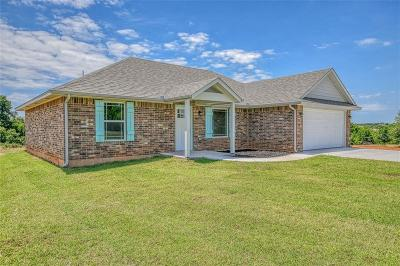 Blanchard Single Family Home For Sale: 2489 County Road 1328