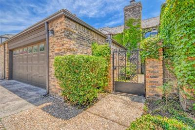 Norman Condo/Townhouse For Sale: 3420 Stafford Drive