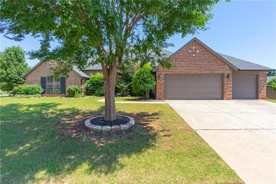 Edmond Single Family Home For Sale: 1317 NW 194th Terrace