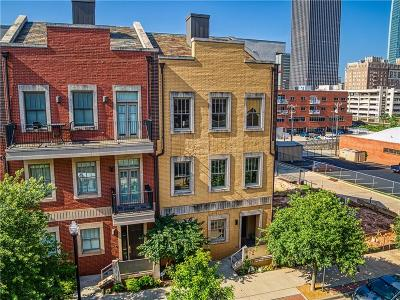 Oklahoma City Condo/Townhouse For Sale: 18 NE 3rd Street