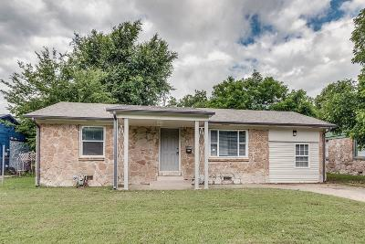 Oklahoma City Single Family Home For Sale: 4101 N Libby Avenue