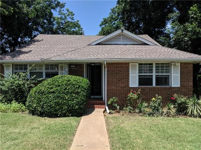 Oklahoma City Single Family Home For Sale: 3301 NW 45th Terrace