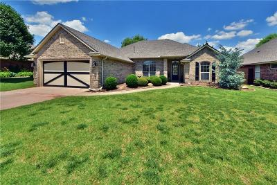 Edmond Single Family Home For Sale: 4609 NW 161 Street