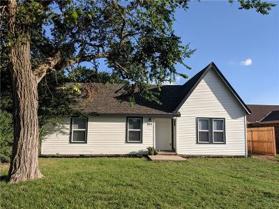 Lawton Single Family Home For Sale: 1412 NW Lake Avenue