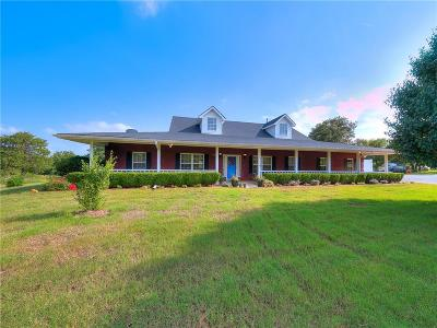 Oklahoma City Single Family Home For Sale: 8421 Shady Ridge Road