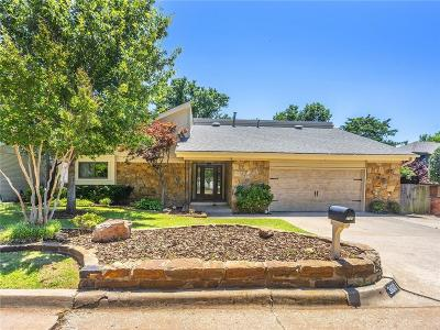 Oklahoma City Single Family Home For Sale: 3100 Castlerock Road