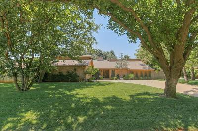 Oklahoma City Single Family Home For Sale: 11205 Thorn Ridge Road