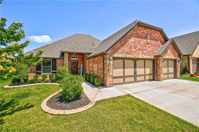 Edmond Single Family Home For Sale: 3116 Wakefield Road