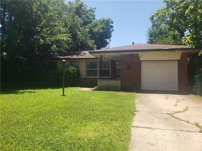 Single Family Home For Sale: 2808 SW 53rd Street