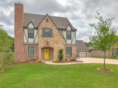 Edmond Single Family Home For Sale: 2616 Woods Edge Drive