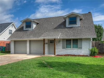 Oklahoma City Single Family Home For Sale: 1429 NW 100th Street