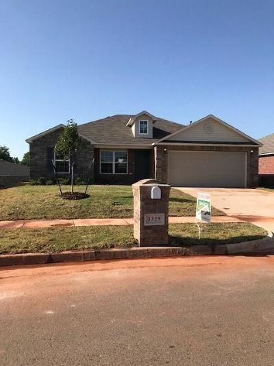 Noble Single Family Home For Sale: 1509 Gypsum Place