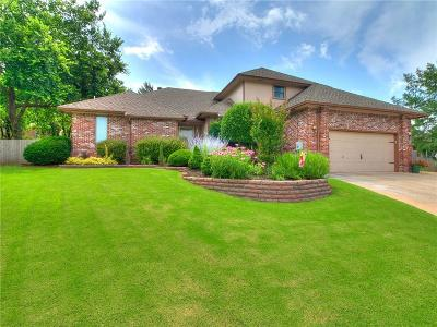 Edmond Single Family Home For Sale: 3808 Tahlequah Place