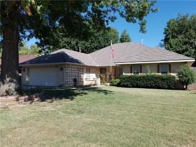 Oklahoma City Single Family Home For Sale: 8229 NW 114th Street