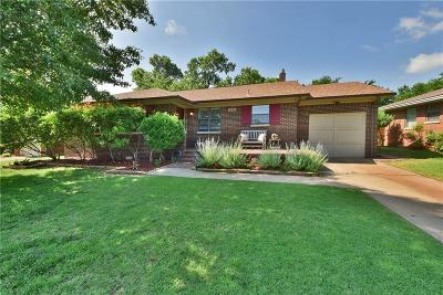Oklahoma City Single Family Home For Sale: 3036 NW 68th Street