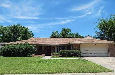 Norman Single Family Home For Sale: 3313 Willow Rock Road