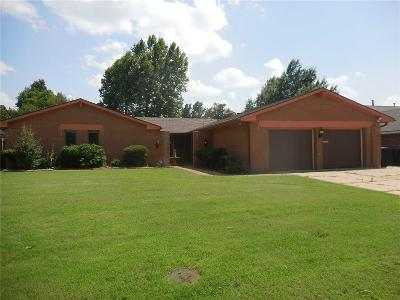 Oklahoma City Single Family Home For Sale: 12013 Camelot Court