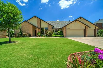 Oklahoma City Single Family Home For Sale: 9804 Rockwell Terrace