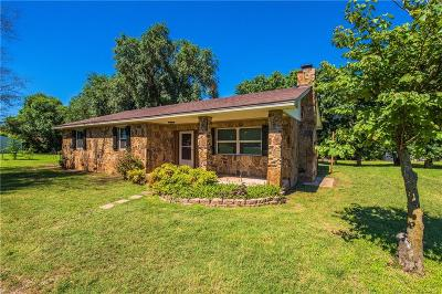 Purcell Single Family Home For Sale: 21071 State Highway 24