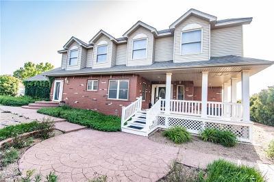 Elk City Single Family Home For Sale: 100 Calhoon