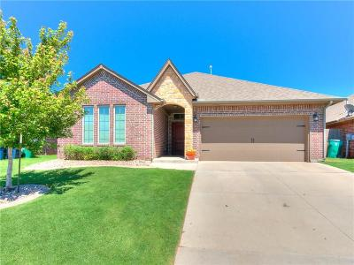 Edmond Single Family Home For Sale: 19436 Skylers Drive