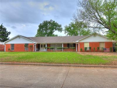 Moore Single Family Home For Sale: 3325 Fairway Drive