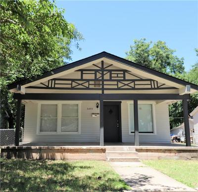 Oklahoma City Single Family Home For Sale: 3209 NW 14th Street
