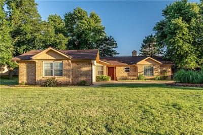 Weatherford Single Family Home For Sale: 2612 Lanier