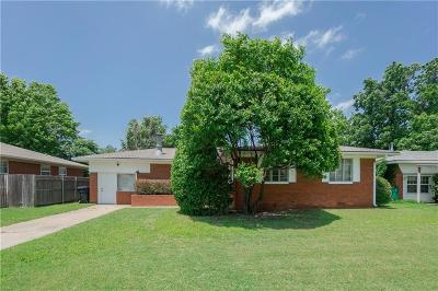 Oklahoma City Single Family Home For Sale: 4121 NW 21st Terrace