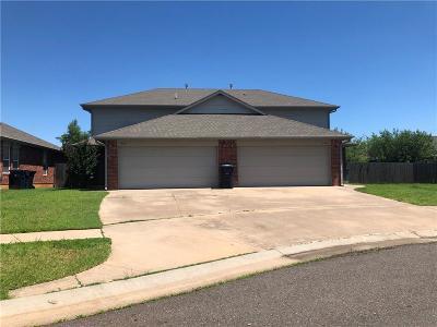 Yukon Multi Family Home For Sale: 11001 SW 5th Street