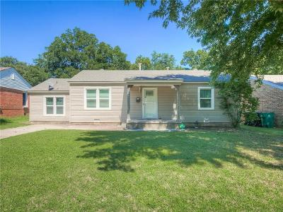 Oklahoma City Single Family Home For Sale: 3004 N Donnelly Avenue