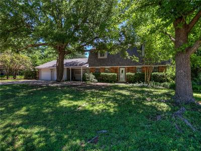 Norman Single Family Home For Sale: 325 George L Cross Drive