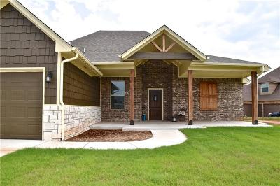 Guthrie Single Family Home For Sale: 8225 Moose Ridge