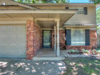 Bethany Single Family Home For Sale: 8033 NW 31st Street