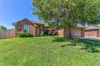 Edmond Single Family Home For Sale: 21759 Pioneer Circle
