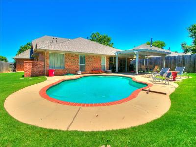 Edmond Single Family Home For Sale: 1216 NW 197th Street
