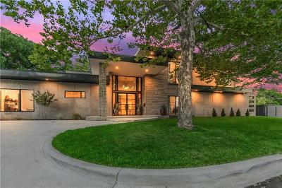 Nichols Hills OK Single Family Home For Sale: $1,429,220