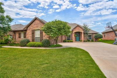 Edmond Single Family Home For Sale: 1850 Long Trail