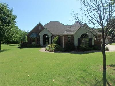 Choctaw Single Family Home For Sale: 490 Daniel Lee Drive