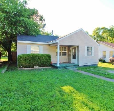 Seminole Single Family Home For Sale: 1335 Coolidge Street