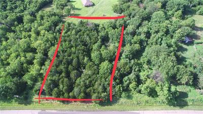 Shawnee Residential Lots & Land For Sale: 00 W Garrett's Lake Road