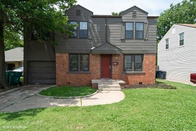 Oklahoma City Single Family Home For Sale: 3421 NW 24th Street