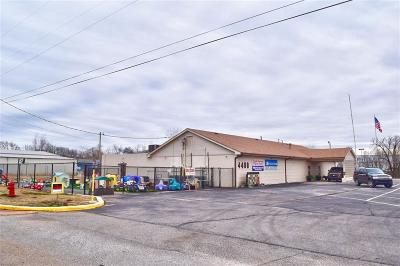 Oklahoma City Commercial For Sale: 4400 Vfw Drive