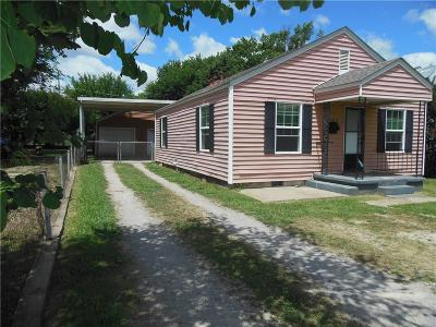 Shawnee Single Family Home For Sale: 1012 N Tucker Avenue