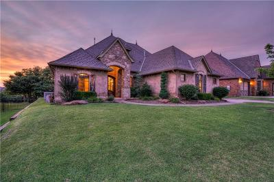 Edmond Single Family Home For Sale: 3117 Spyglass Hill Road