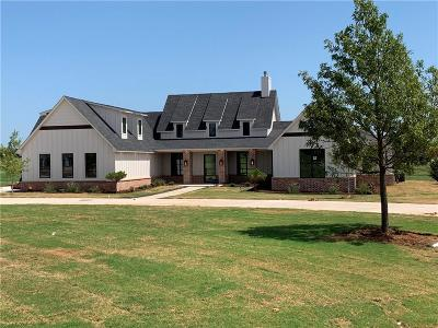 Edmond Single Family Home For Sale: 7208 Painted Sky Drive