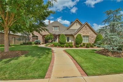 Oklahoma City Single Family Home For Sale: 13904 Lago Strada