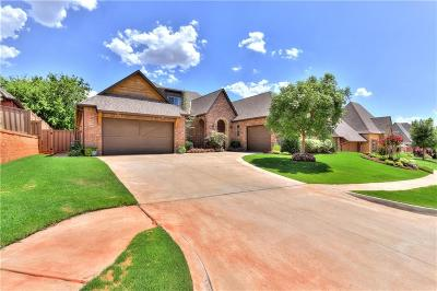 Edmond Single Family Home For Sale: 2832 Silvercliffe Drive