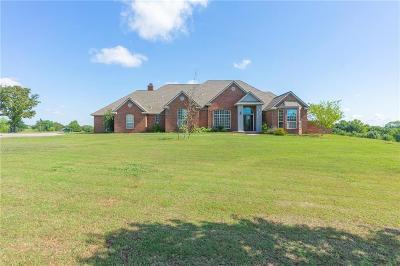 Oklahoma City Single Family Home For Sale: 4725 SE 118th Street