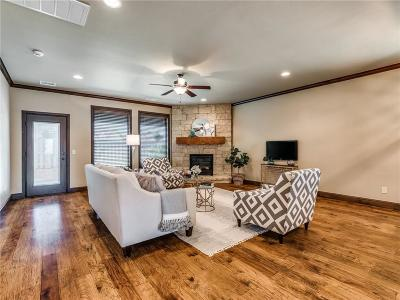 Edmond Single Family Home For Sale: 1241 Nay Avenue